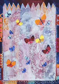 Farfalle Viole