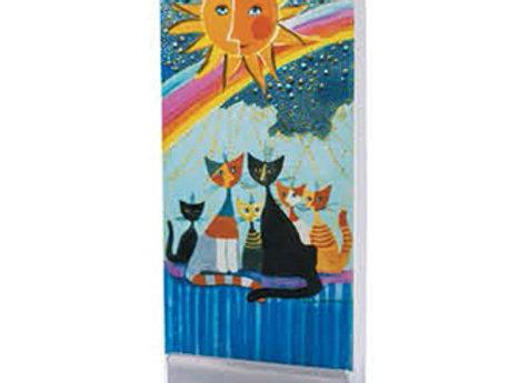 Cats family under the rainbow Rosina Wachtmeister