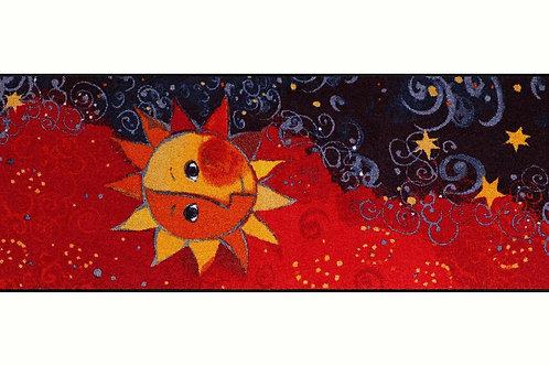 Sole (75x190cm) - tappeto/zerbino Rosina Wachtmeister
