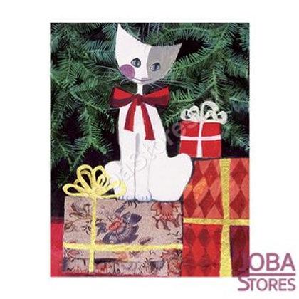 Christmas fiocco - Diamond painting Rosina Wachtmeister