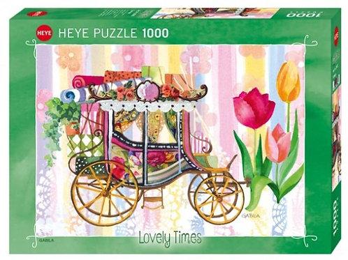 Carriage - puzzle Gabila