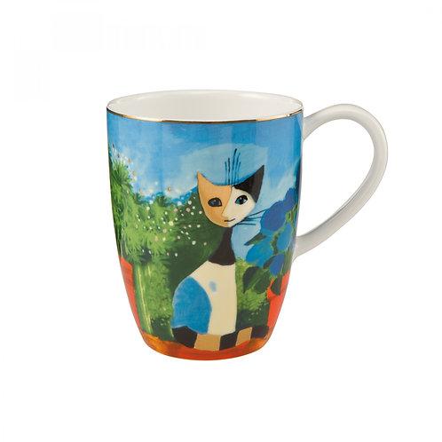Il giardino segreto Mug con gatti di Rosina Wachtmeister