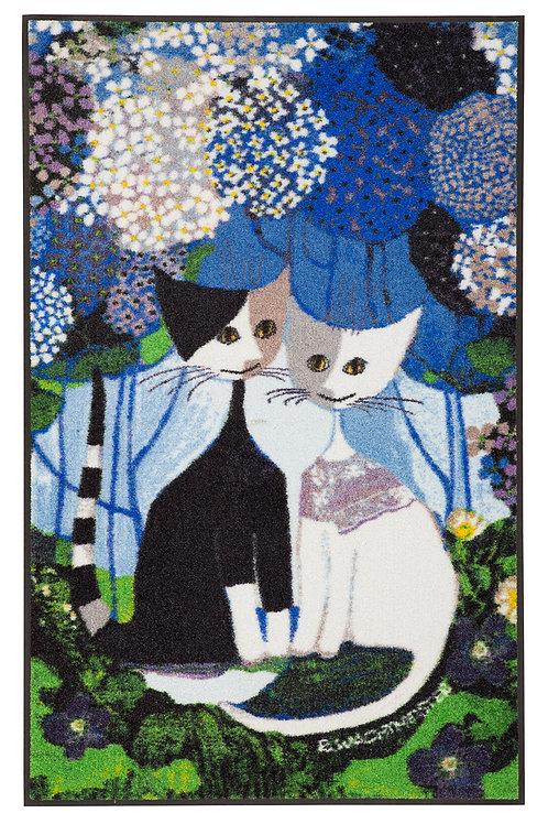 Wedding (120x75cm) - tappeto/zerbino Rosina Wachtmeister