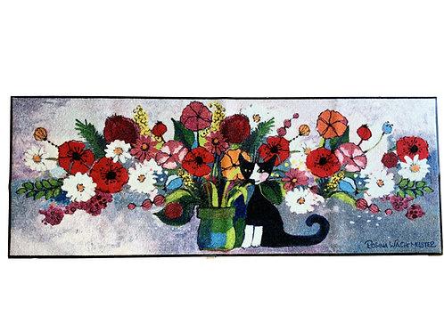 Spring joy 190x75 cm - tappeto/zerbino Rosina Wachtmeister