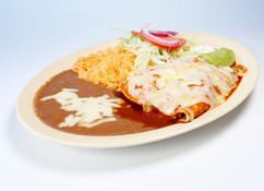 Plato de Enchilada