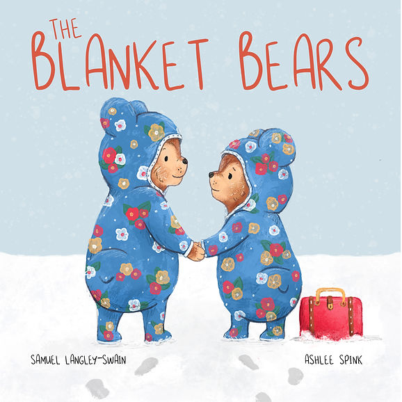 The Blanket Bears Picture book about adoption Cover Owlet Press
