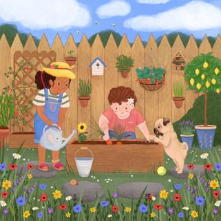 Little Gardeners