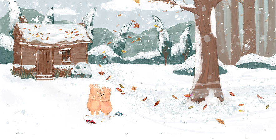 The Blanket Bears Picture book about adoption Owlet Press