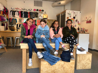 Outerwear Trunk Show: Lola and the Boys!