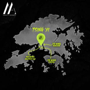 Tsing Yi Park - New Location