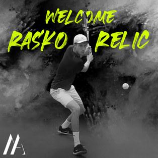 Welcome Coach Rasko