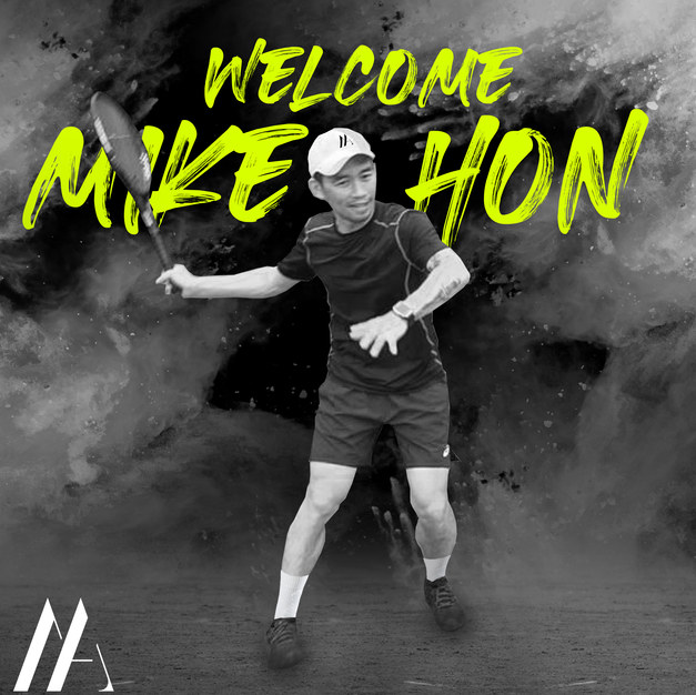 Welcome Mike Hon