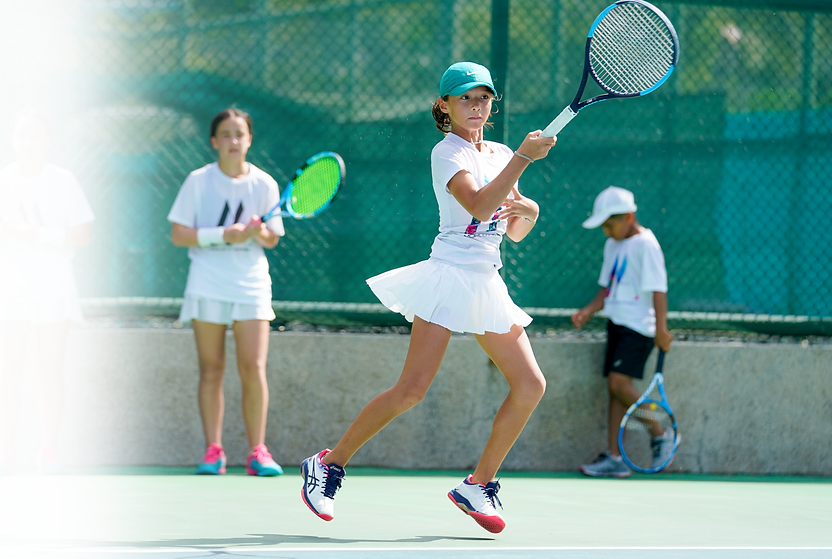 Tennis player coaching in hong kong
