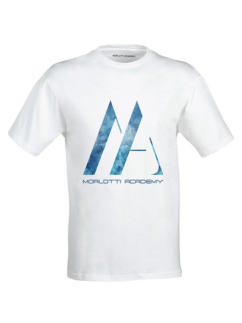 Morlotti Academy Blue Rush - Off Court T