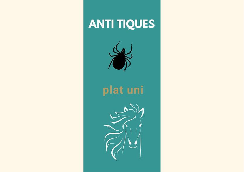Accroches pour chevaux (2 pces)