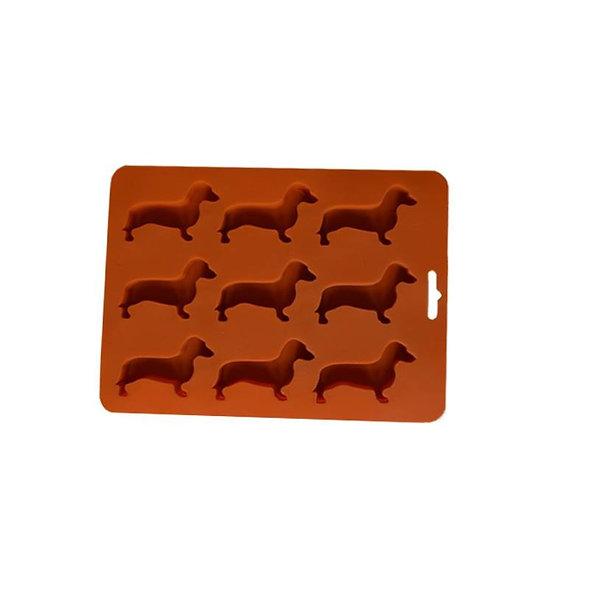 Moule silicone chien