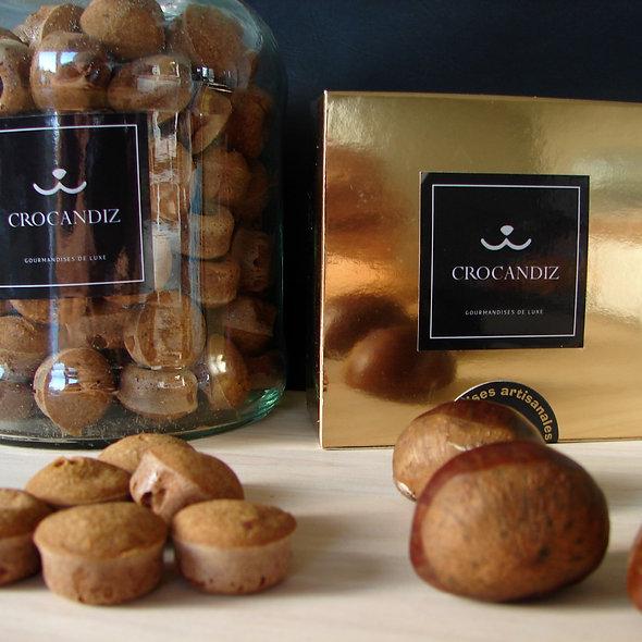 Biscuits Dinde aux marrons