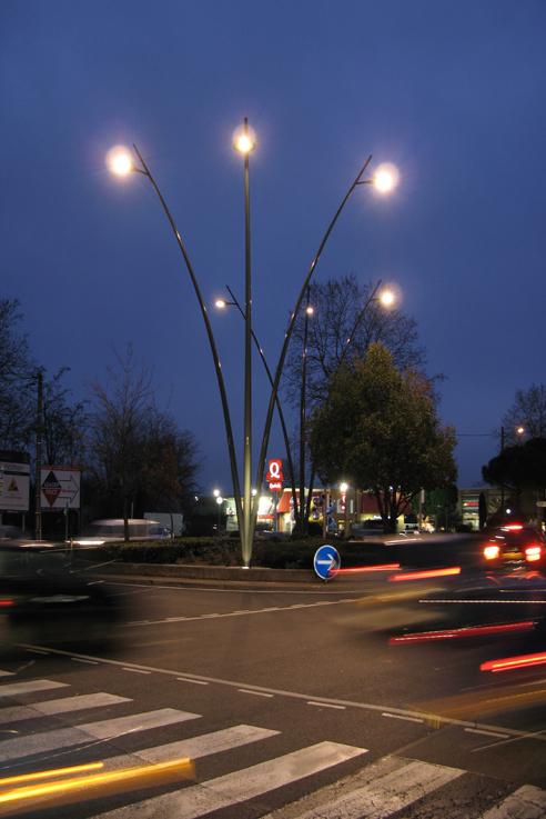 Eclairage Routier Duprat Tecso Eclairage Public Smart City