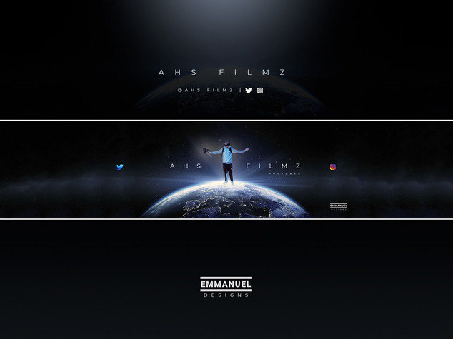 Youtube Banners | 2018