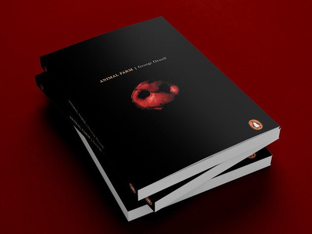 Penguin Book Cover Redesign | 2018