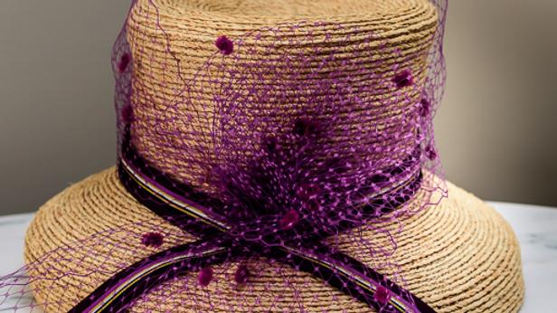 Strawbraid Bucket Sunhat