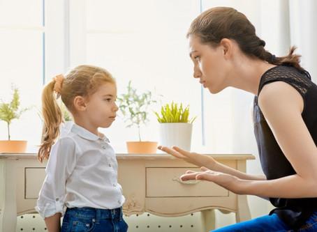 ¿Cómo castigo a mi hijo?