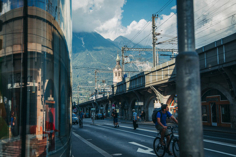 Innsbruck Urban Photorgaphy
