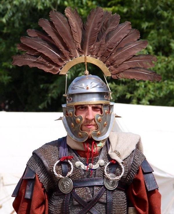 centurion de la légion romaine