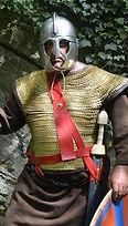 late roman legionary,  légionnaire romain tardif