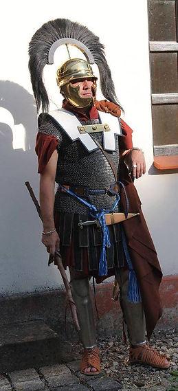 centurion de l'époque de jules césar