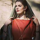 femme romaine ; roman woman