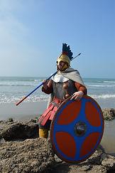 centurion romain tadif, lte roman centurio