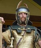 vexillifère porte-enseigne romain
