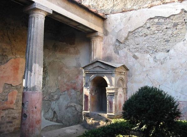 laraire religion romaine