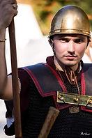decanus légionnaire romain ; roman legionary