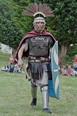 centurion de l'époque impériale (Trajan et Hadrien)