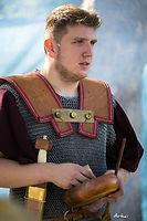 légionnaire romain ; roman legionary