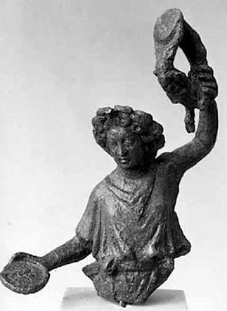 lare religion romaine