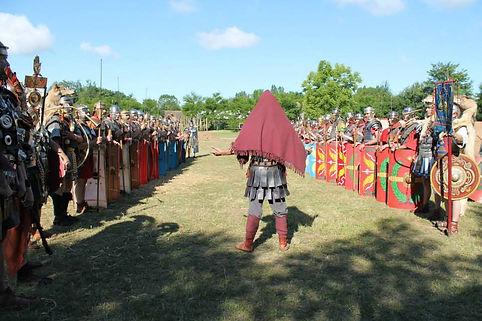 centurion de la légion XXII primigenia