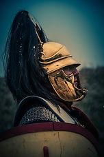 centurion romain ; Roman centurio