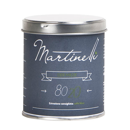 80/20 125g Filterkaffee gemahlen (39,60€/kg)