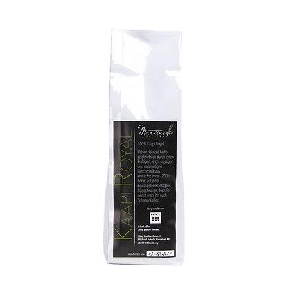 100% Kaapi Royal Robusta 500g ganze Bohnen (29,00€/kg)