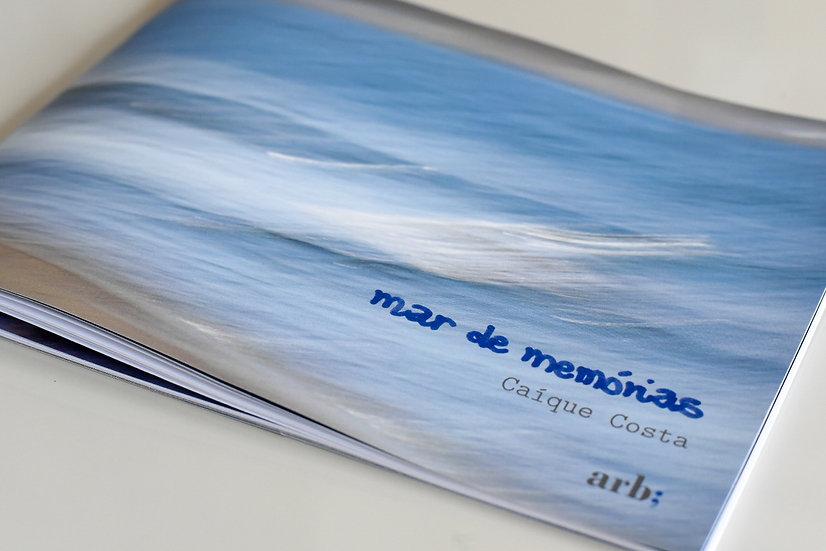 Livro Mar de Memórias
