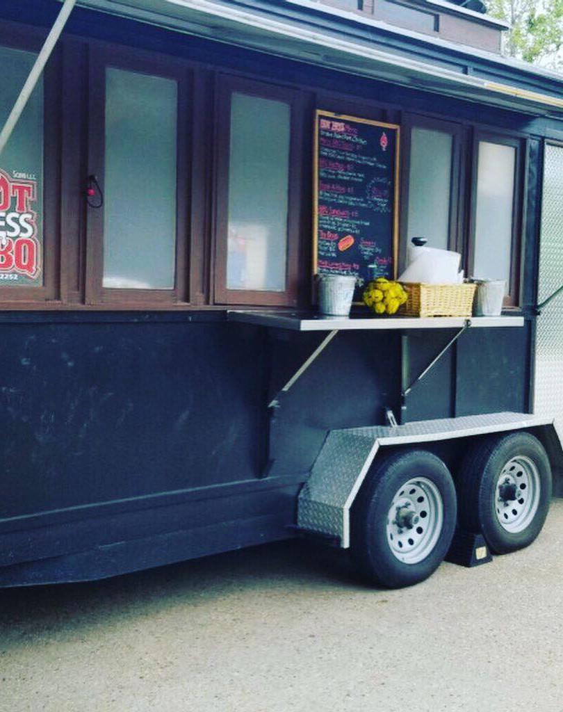 Hot Mess BBQ Food Truck