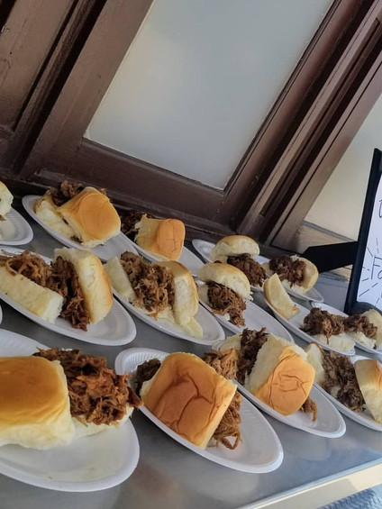 Hot Mess BBQ Catering