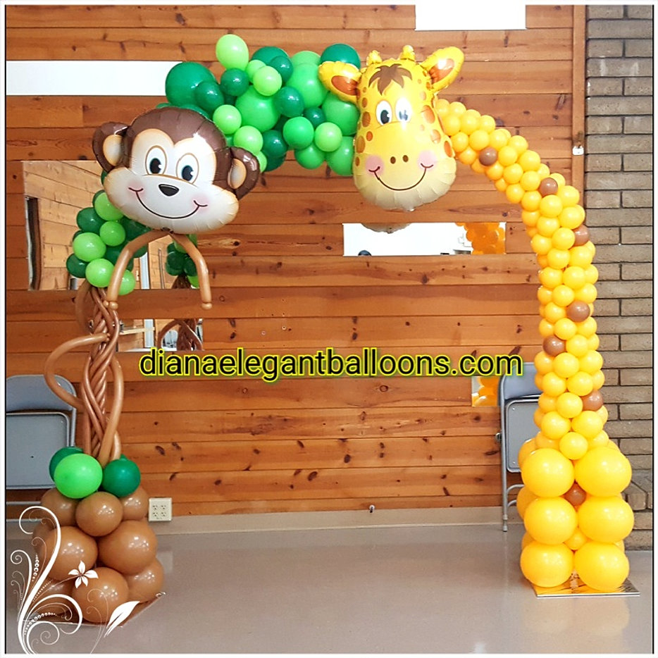 Balloon Delivery Balloon Decoration For Your Event