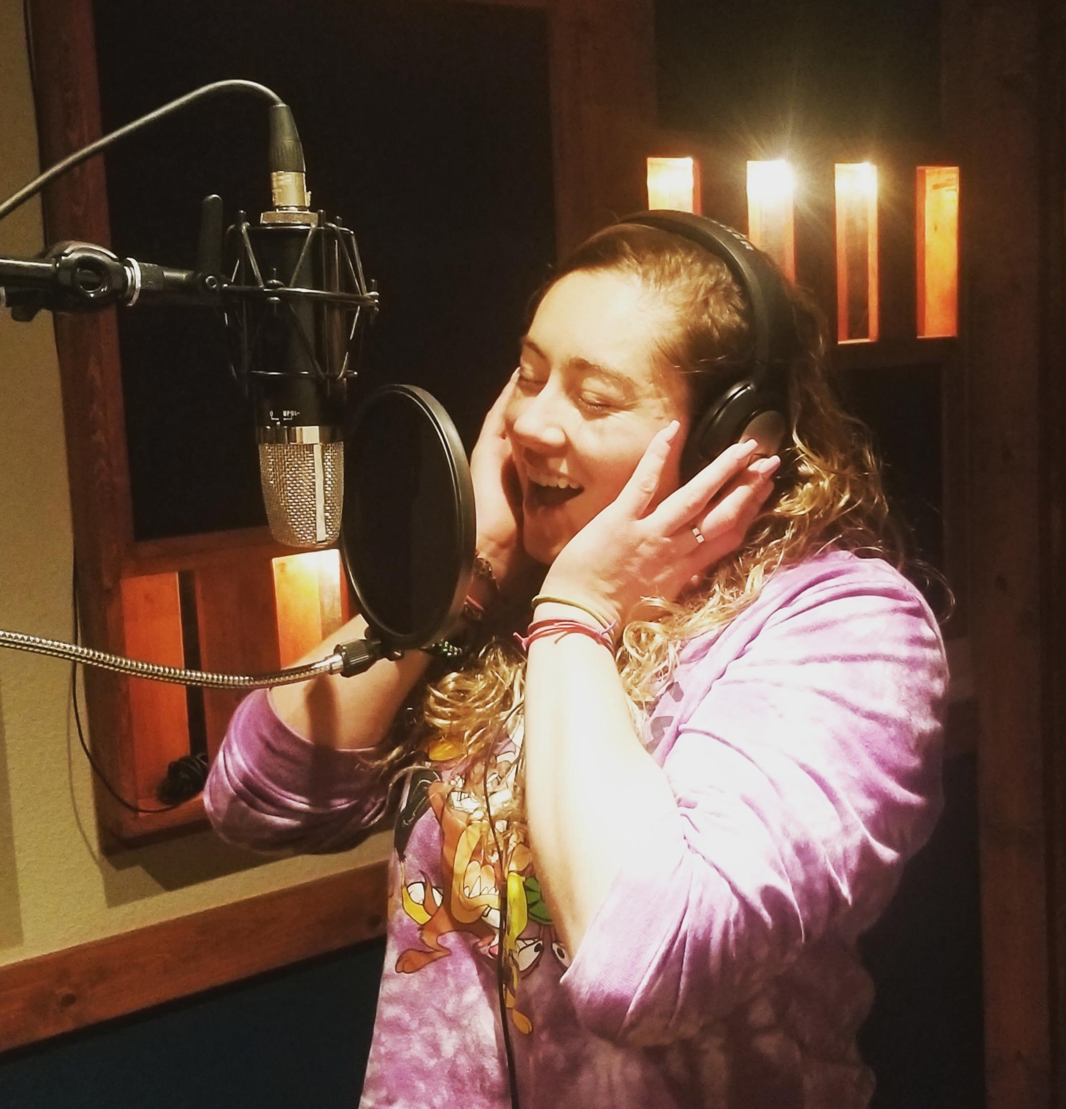 Angelica Recording