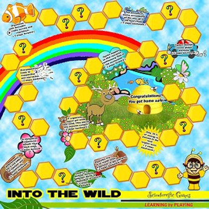 Board Game - Ecosystem: Into the Wild