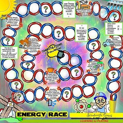 Board Game - Energy Race