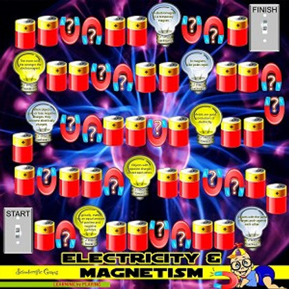 Board Game - Electricity & Magnetism